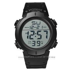 Мужские наручные спортивные электронные часы.