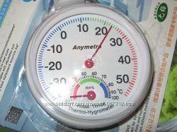 Термометр  гигрометр TH108.