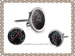 Термометр с зондом кулинарный кухонный гриль барбекю духовка тандыр.