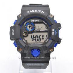 Наручные спортивные электронные часы X-SPORT. 777