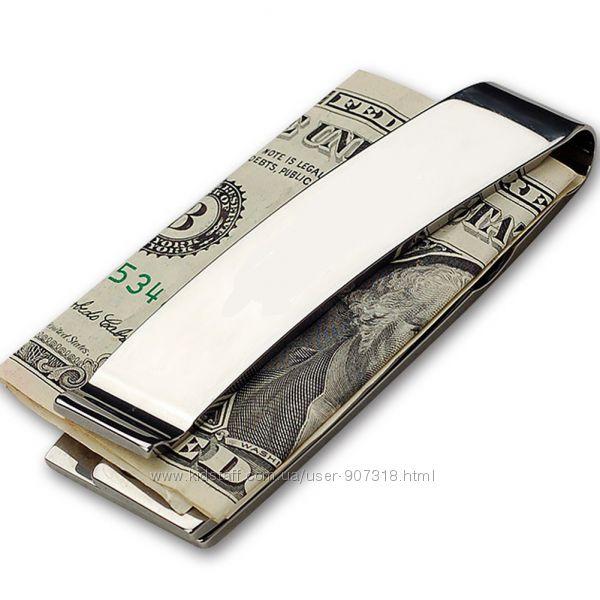 Зажим для денег с ножом, 2 в 1, мультитул.