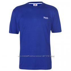 Lonsdale футболка Англия. Оригинал рубашка поло.
