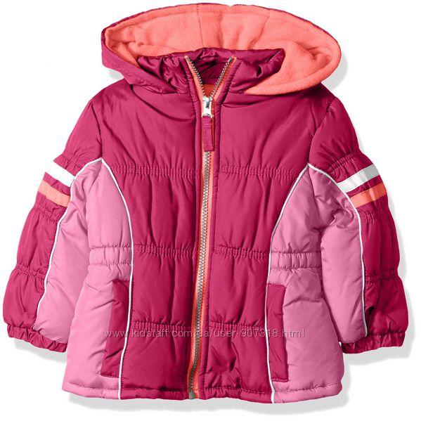 Детская курточка Pink Platinum куртка розовая на девочку. США
