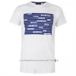 Pierre Cardin футболка синяя серая белая. Англия. Оригинал. M L XL