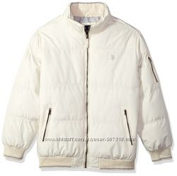 Курточка мужская U. S. Polo Assn куртка белая. США. Оригинал. 777