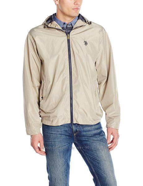 Курточка мужская ветровка U. S. Polo Assn. США, куртка.