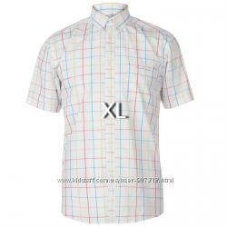 Pierre Cardin рубашка с коротким рукавом шведка. Англия. Оригинал.