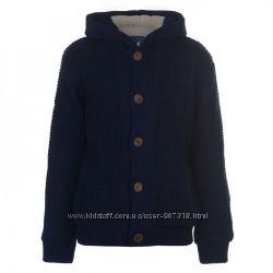 Kangol мужской кардиган кофта зимняя куртка худи вязаная Англия оригинал.