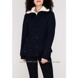 SoulCal женский кардиган с подкладкой теплый жакет Англия куртка 777