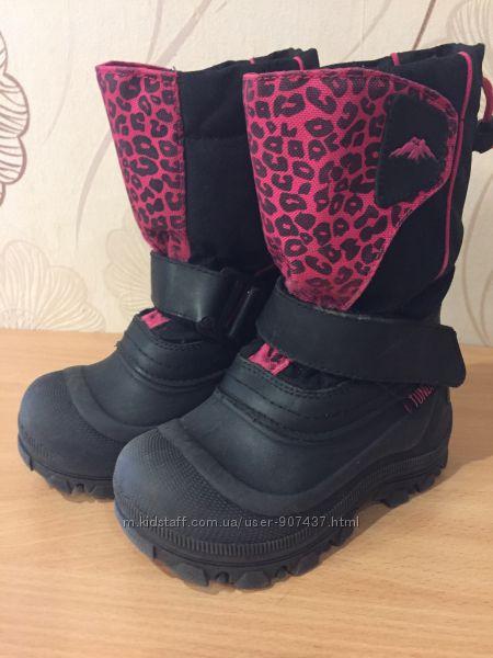 Зимние сапоги Tundra Boots 28 размер