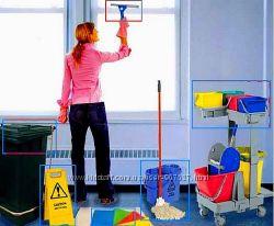 Проведем любую уборку. быстро и качественно.
