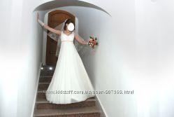 продам свадебное платье в греческом стиле