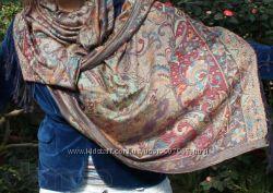 шарф пашмина новый