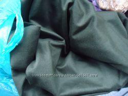 Ткань тонкая пальтовая новая 2. 5м