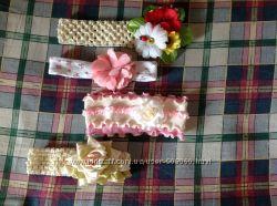 Красивые повязочки для принцессы