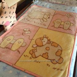 Тёплое одеялко-конверт