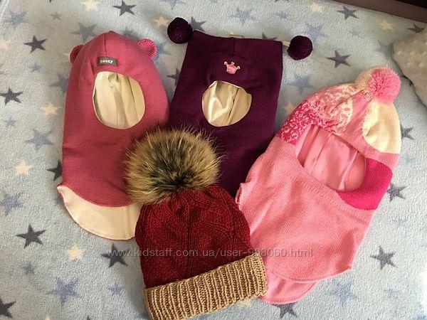 Зимние шапочки и шлемы Lenne Beezy 50-53см