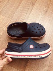 Продам Crocs размер J 1