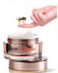 Омолаживающий крем с пчелиным ядом - эффект ботокса.