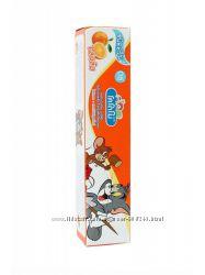 Тайская детская зубная паста Кодомо Апельсин.