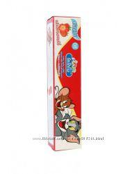 Тайская детская зубная паста Кодомо Клубничка.