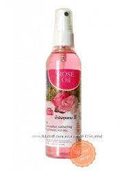 Массажное аромамасло для тела Banna Роза.