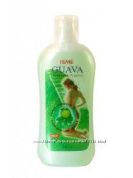 Нежное антибактериальное средство для интимной гигиены с экстрактом гуавы.