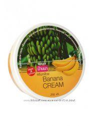 Питательный концентрированный крем с бананом.