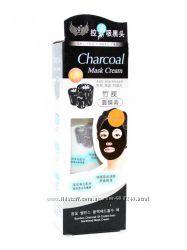 Чёрная маска-плёнка для чистки пор.