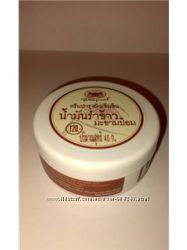 Интенсивный питательный зимний крем с маслом рисовых отрубей и эмбликой.