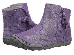 Кожаные ботиночки  21.5 размер 12.5см