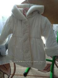 Куртка пальто Wojcik для девочки