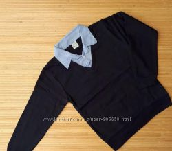 свитер  обманка