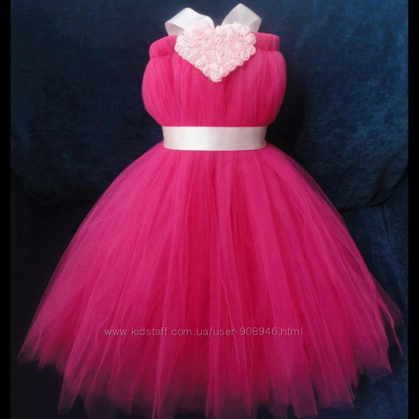 Сделать пышное платье своими руками