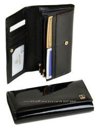 Женский кожаный кошелек Dr. Bond Bretton W501 натуральная кожа