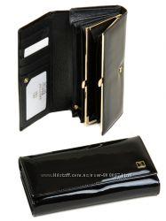 Элегантный женский кошелек Dr. Bond Bretton W46 натуральная кожа