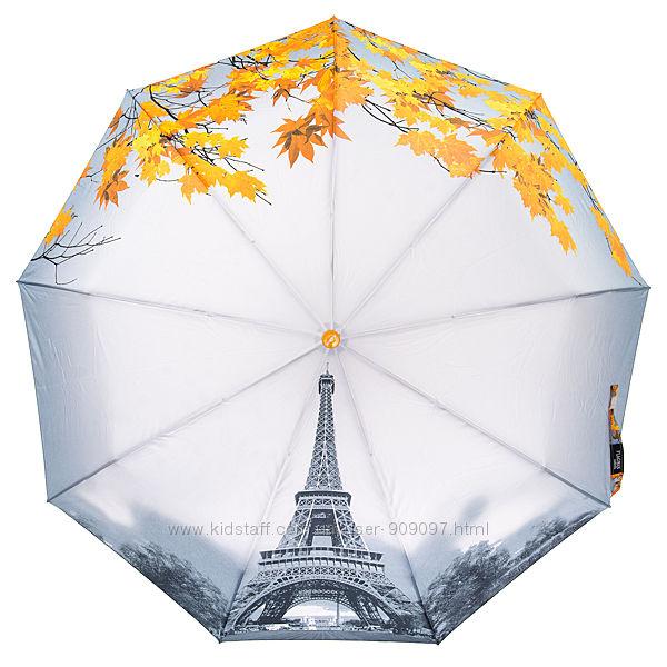 Женские зонты автомат и полуавтомат