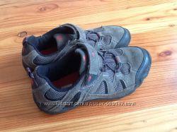 Karrimor кожаные кроссовки 34р. Отличное состояние. Супер цена