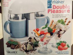 Мороженица Bradex ТК 0047 Двойное удовольствие