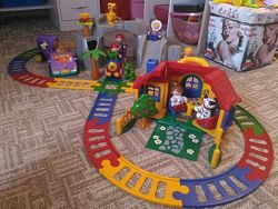 Вся наша коллекция игрушек TOLO