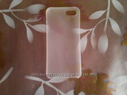Ультратонкий чехол из пластика 0, 2мм для Apple iPhone  5, 5S