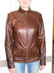 Продам турецкую натуральную кожанную куртку