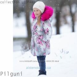 PILGUNI 2020  коллекция пальто для девочек. В наличии