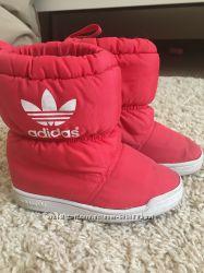 Зимние сапоги adidas 26