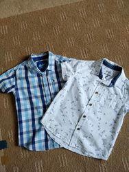 Рубашка для хлопчика 6-7 років