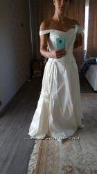вечернее, выпускной,  свадебное платье Papilio