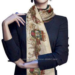 Сказочный шарф очень мягкий
