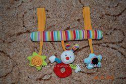 Наши игрушки Chicco, Fisher-price, Playgro, Tiny Love, Lamaze