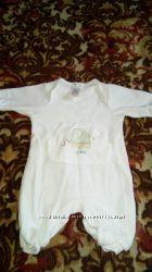 Бодик махровый для ребенка 6-9 месяцев