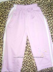 Спортивные штанишки для девочки 1, 5-3 года в хорошем состоянии